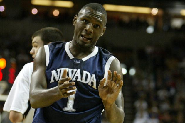 Cornell vs. Nevada: Cinderella Madness Simulated College Basketball Tournament