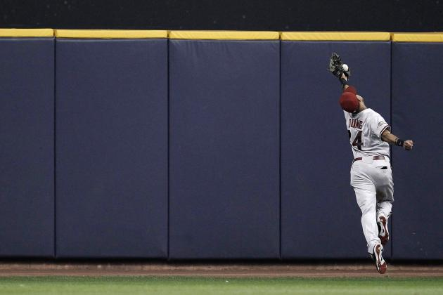 Arizona Diamondbacks Spring Training:  Will Chris Young Lose Center Field?