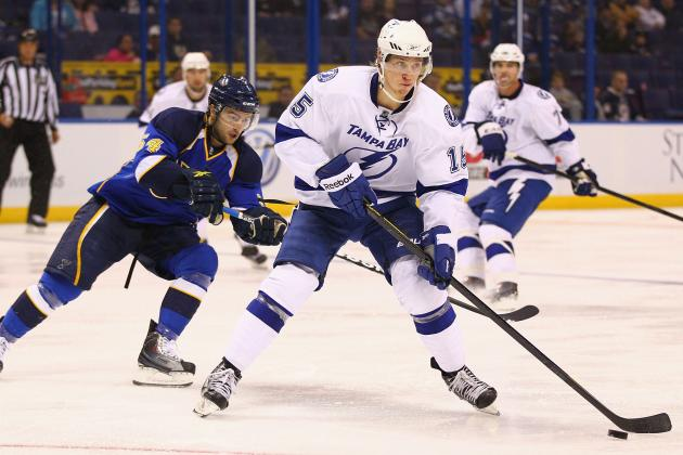 Toronto Maple Leafs Trade Keith Aulie to Tampa Bay Lightning for Carter Ashton
