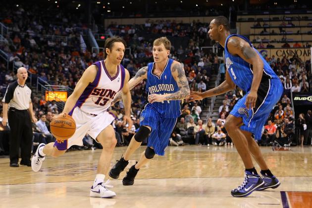 NBA Trade Rumors: Will the Suns Trade Steve Nash to the Magic?