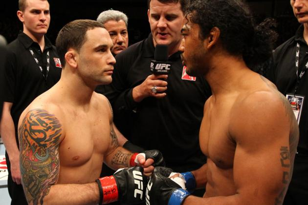 UFC 144 Results: The Top 5 Moments from the Edgar vs. Henderson Card