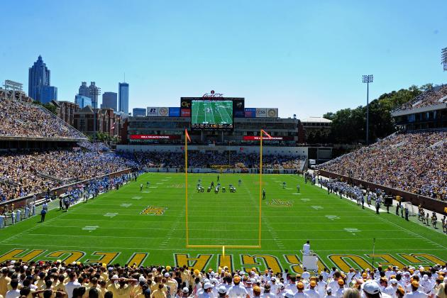 Georgia Tech Football: Yellow Jackets' 2012 Schedule Announced