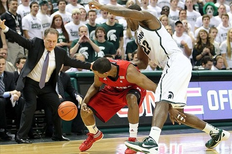 Michigan State Spartans Breaking Records and Winning Titles Against Nebraska