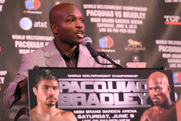 Timothy Bradley Bulks Up on Vegan Diet as He Prepares to Take on Manny Pacquiao