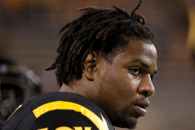 Vontaze Burfict Combine: Horrific Performance Bounces LB From First-Round