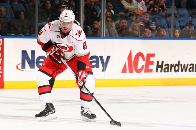 NHL Trade Deadline 2012: Carolina Hurricanes  Hold onto Spacek and Allen