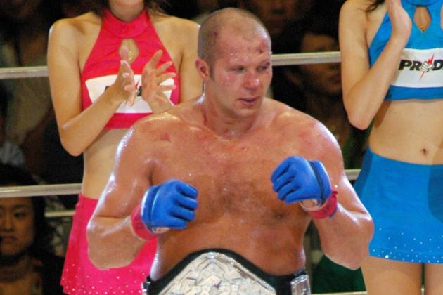 UFC: Zuffa Takes Yet Another Shot at Fedor Emelianenko