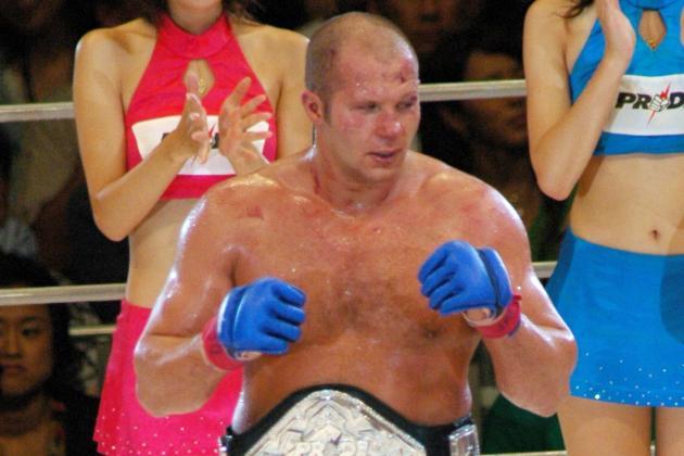 UFC: Zuffa Takes Yet Another Shot at Fedor Emelianenko