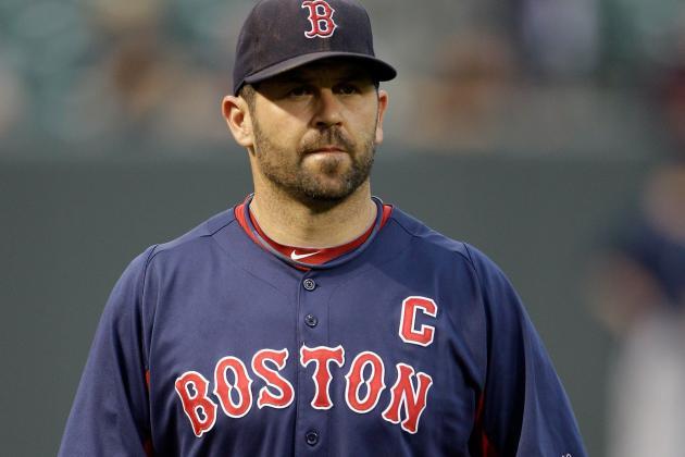 Jason Varitek: Longtime Boston Red Sox Captain to Retire