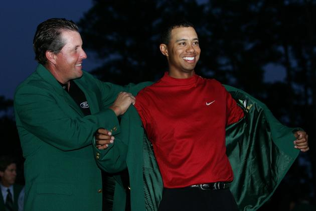 Tiger Woods: The Masters Will Be First PGA Win Since 2009