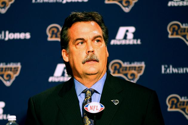 NFL Draft 2012: St. Louis Rams Will Reportedly Trade No. 2 Pick