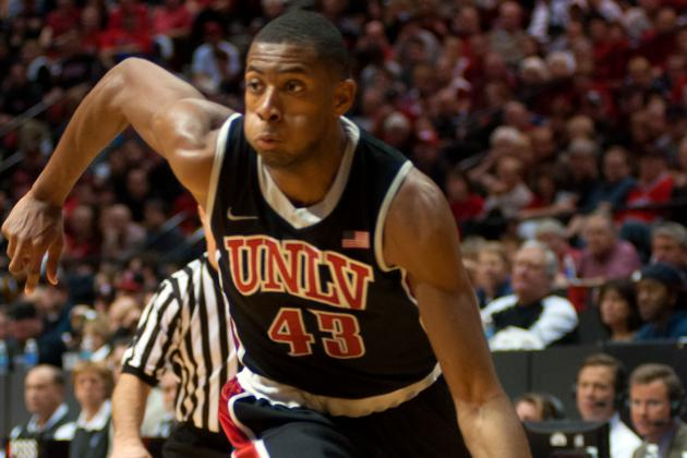 UNLV Runnin Rebels Streak Toward Mountain West Conference Tournament