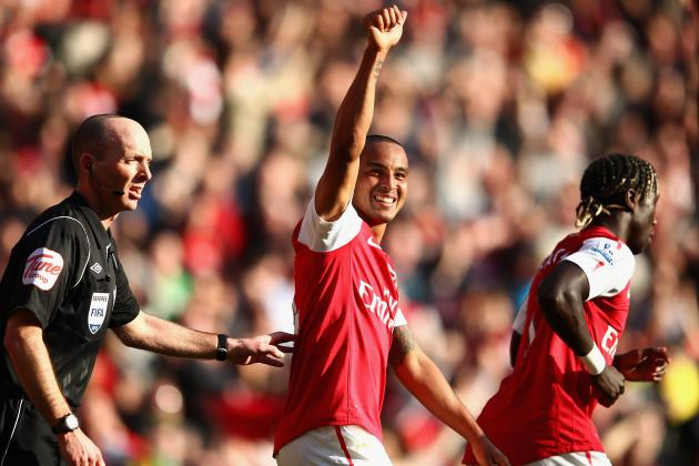 Theo Walcott and Arsenal's Fickle Fans: Reviewing the Spurs Match
