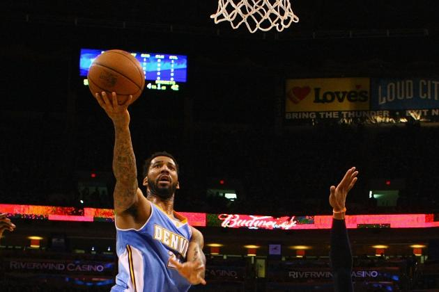 NBA Rumors: Why the Denver Nuggets Are a Perfect Fit for Wilson Chandler