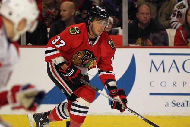 Chicago Blackhawks: Why It's Time for Brandon Pirri to Get His Shot