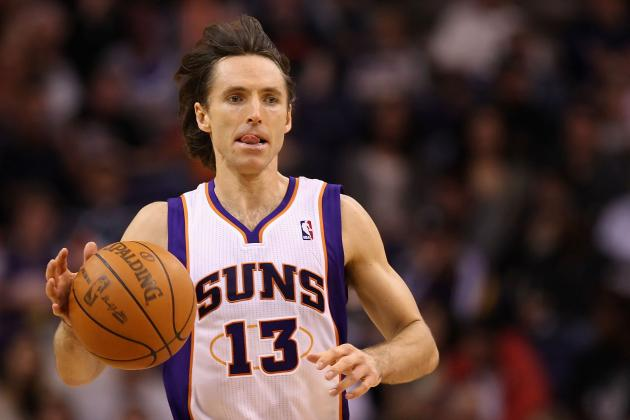 NBA Rumors: Trade Would Benefit Steve Nash, Phoenix Suns