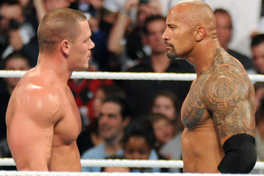 WWE: The Rock's Connection vs. John Cena's Divide