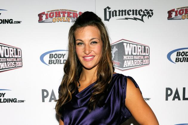 Miesha Tate: 'I'm Not Making the Rookie Mistake'