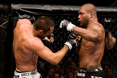 Rampage Jackson Responds to Dan Henderson's Criticism Via Twitter