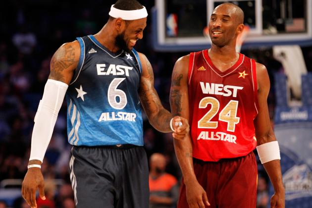 NBA ALL-Star Game:  Kobe Bryant, LeBron James, and How the West Won