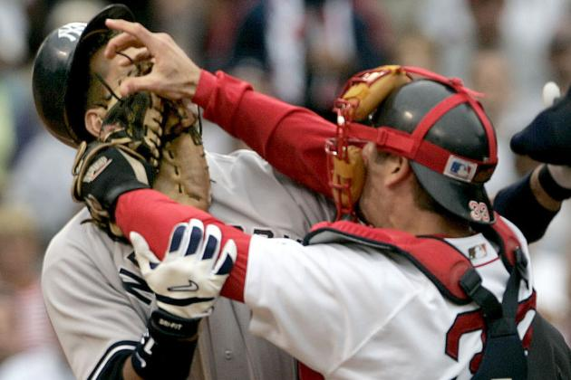 Boston Red Sox: Saying Goodbye to the Legendary Jason Varitek