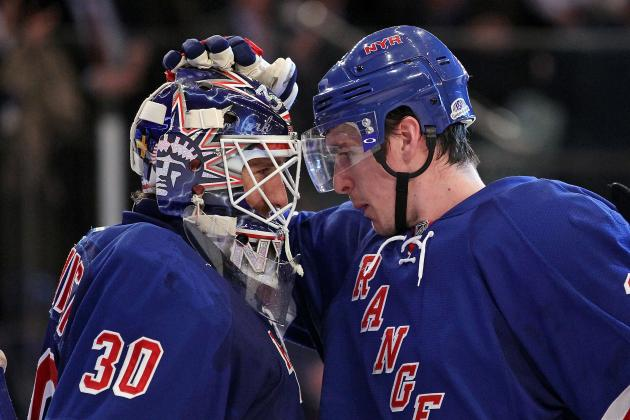 King Henrik's Eighth Shutout of the Season Propels Surging Rangers Past Devils