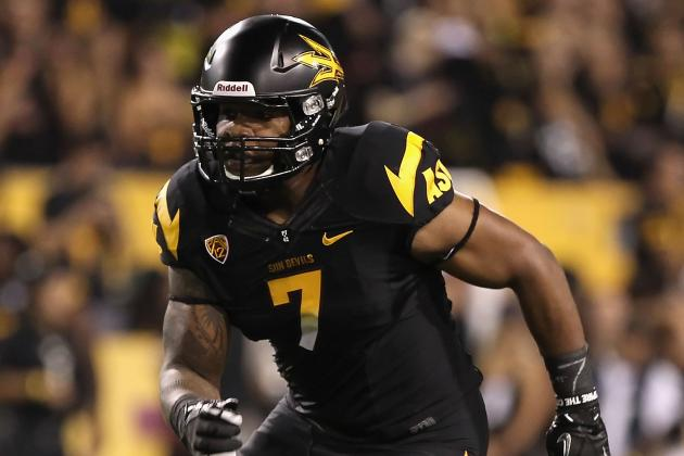 Vontaze Burfict Slipping in Draft Good for Eagles