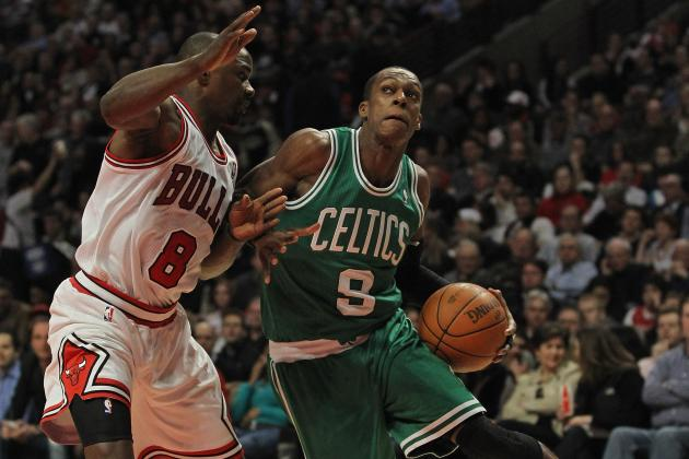 NBA Trade Rumors: Would the Celtics Move Rondo over Allen and Garnett?