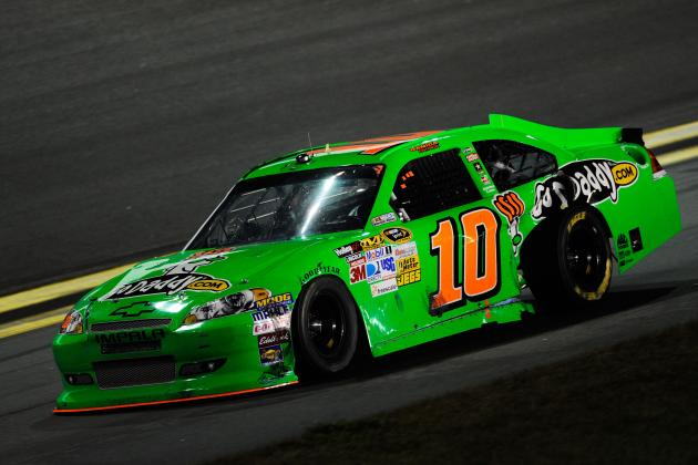 NASCAR: Danica Patrick's Sprint Cup Debut Part of a Week to Forget