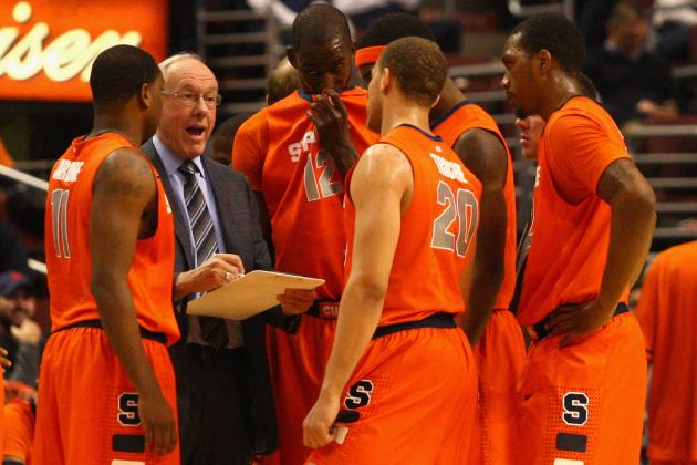Syracuse Basketball: Breaking Down the 'Cuse Half-Court Offense