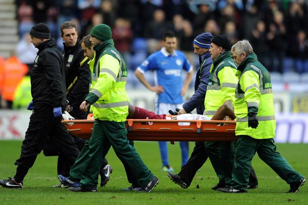 England News: Darren Bent Injury Leaves Him a Major Doubt for Euro 2012