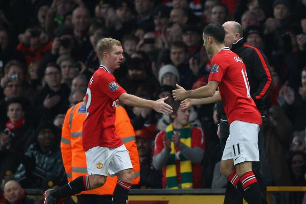 Paul Scholes and Ryan Giggs: Superior Technical Training Increases Longevity