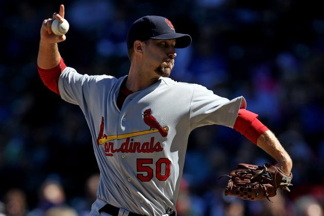 Fantasy Baseball 2012 Rankings: Top 60 Starting Pitchers (Nos. 21-40)