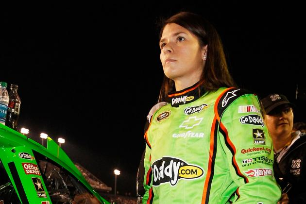 Michael Waltrip on Danica Patrick, the 2012 Season and His Driver/Analyst Role