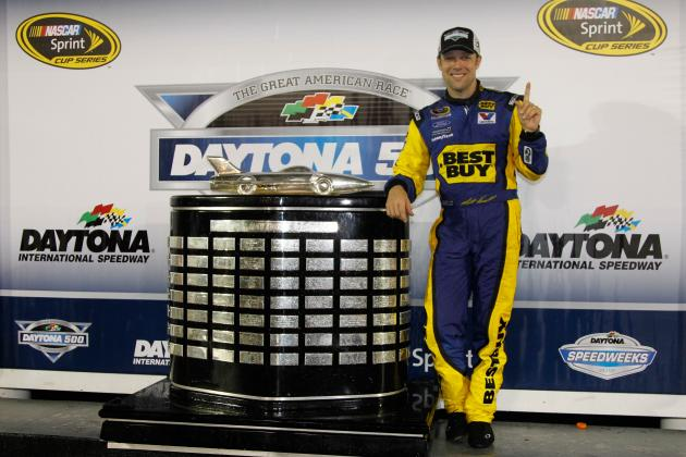 Matt Kenseth's Daytona 500 Victory Proves He'll Be in NASCAR Title Hunt
