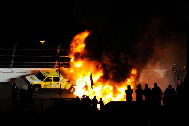 Juan Pablo Montoya Crash: Scary Incident Must Force NASCAR to Change Policies