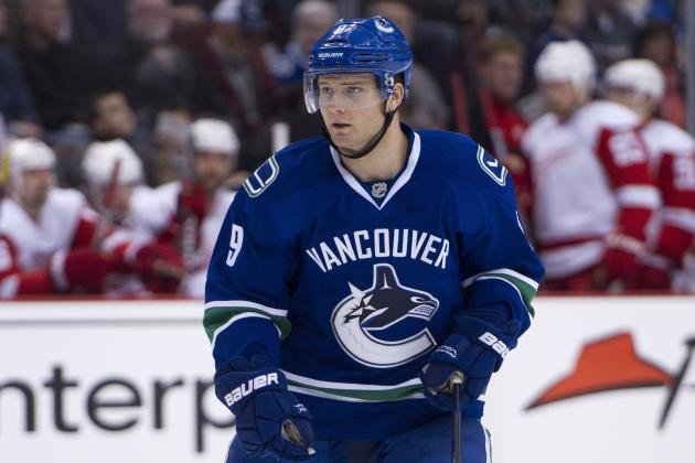 NHL Rumors: Trading Cody Hodgson Proves Canucks Still Haunted by Bruins Defeat