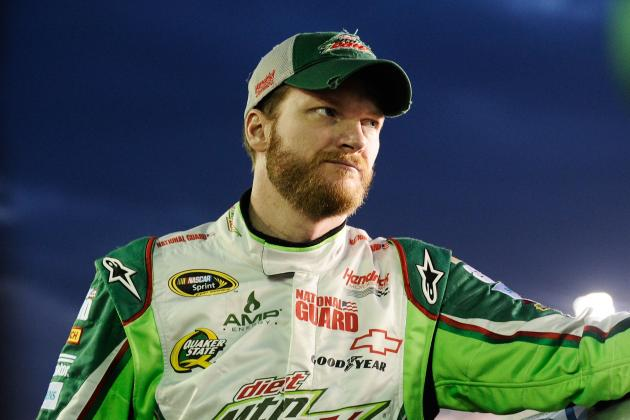 Daytona 500 2012 Results: Earnhardt, Jr's 2nd Place Finish Sign of Strong Year