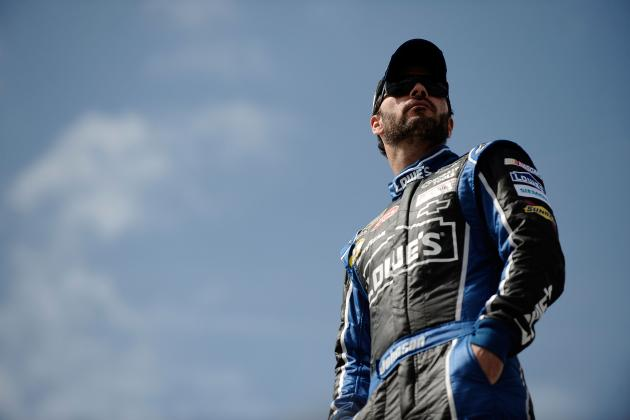 Daytona 500 2012: Jimmie Johnson and the Race's Biggest Disappointments