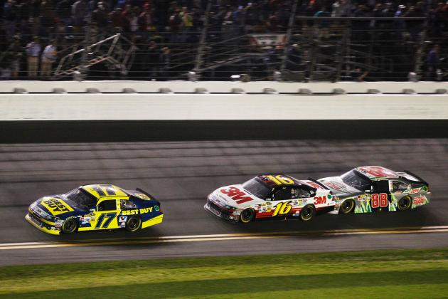 2012 Daytona 500:  Did Greg Biffle Block Dale Earnhardt Jr. on the Last Lap?