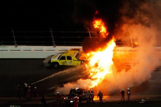 Daytona 500 Highlights: Ranking the Craziest Occurrences in Great American Race