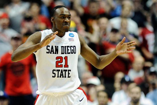San Diego State Basketball: Aztecs Have Tough Road to Conference Championship