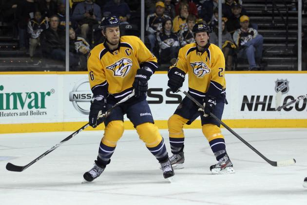 NHL Trades: Nashville Predators and Deadline Day's Biggest Winners
