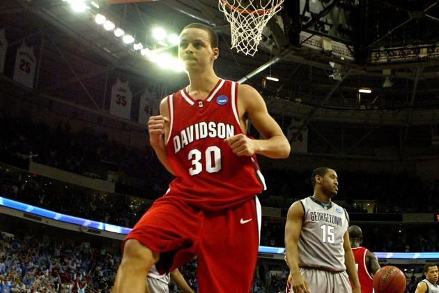 Cinderella Madness Simulated College Basketball Tourny: Davidson vs. St. Mary's