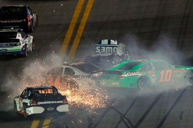Daytona 500 2012: Drop in Ratings Caused by Constant Delays