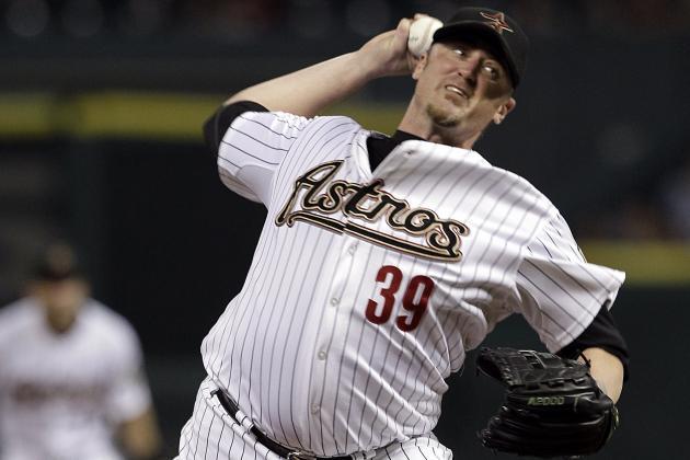 Houston Astros: Brett Myers Moving to the Bullpen, Named Closer