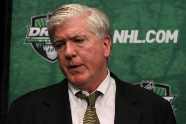 Trade Deadline: How Brian Burke Made All the Right Moves Except for One