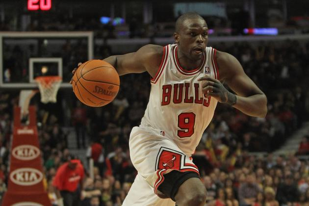 Luol Deng Deserves Defensive Player of the Year Award