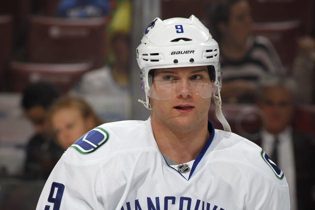 Cody Hodgson for Zack Kassian: Canucks Make the Biggest Trade of Deadline Day