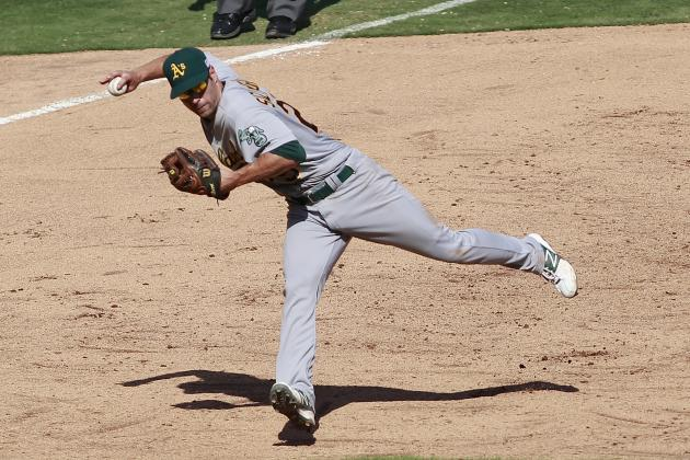 Oakland A's Should Extend Third Base Competition After Scott Sizemore Injury